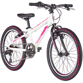 "Serious Rockville 20"" Niños, white/pink"
